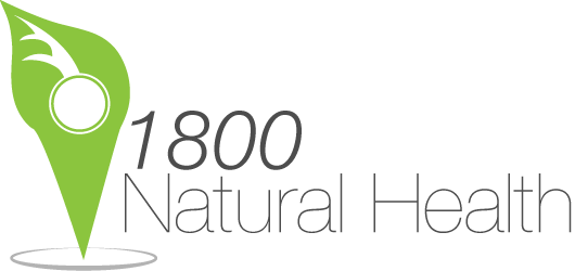 1800 Natural Health Logo